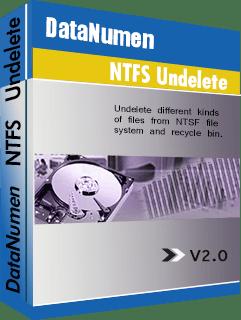 DataNumen NTFS Undelete