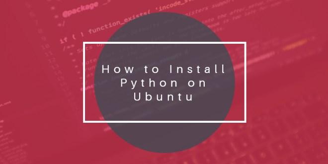 python-on-ubuntu