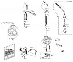 Motor LC (H2O) Minarelli