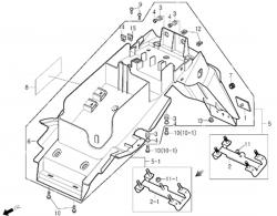 Baugruppen Aufbau / Fahrgestell