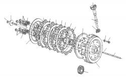 Baugruppen Motor AM6