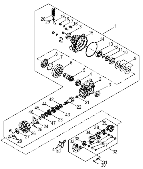 small resolution of differential gear schematic