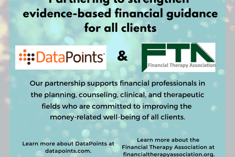 Partnering with the Financial Therapy Association