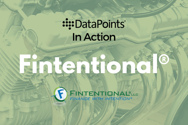 DataPoints in Action: Fintentional®