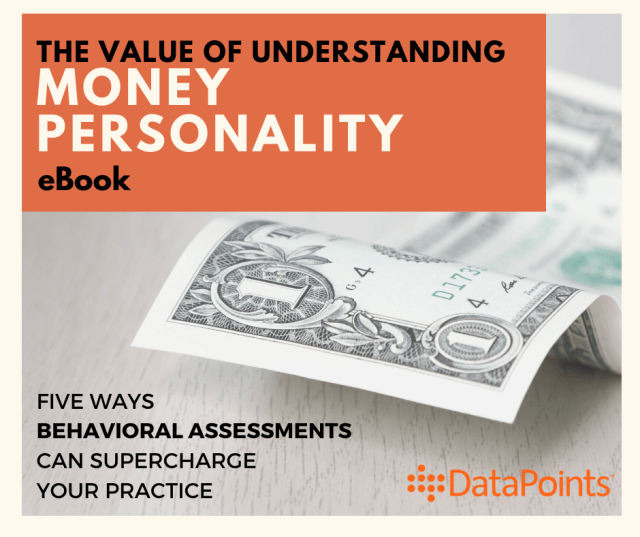 DataPoints - The value of assessing cilent personality