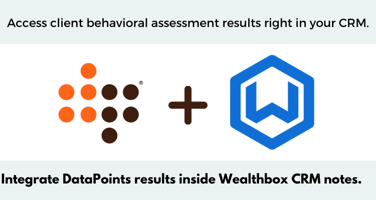 Integrate Behavioral Insights into Wealthbox
