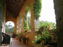 Italian Villas Balcony
