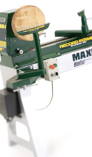 Record Power MAXI-1 Woodturning Lathe