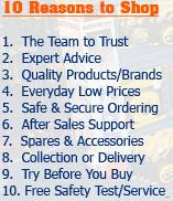 10 reasons to shop at Data