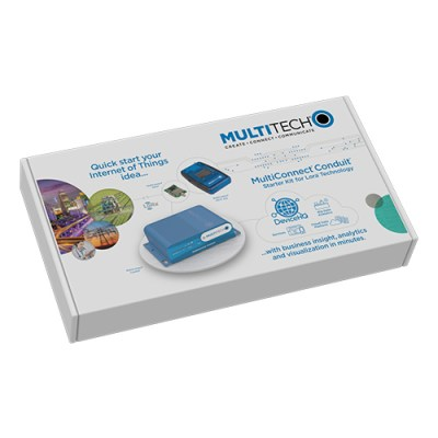 starter kit LoRa MultiTech