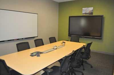 Conference Room Equipment  Phones  Speakers  Digital Board
