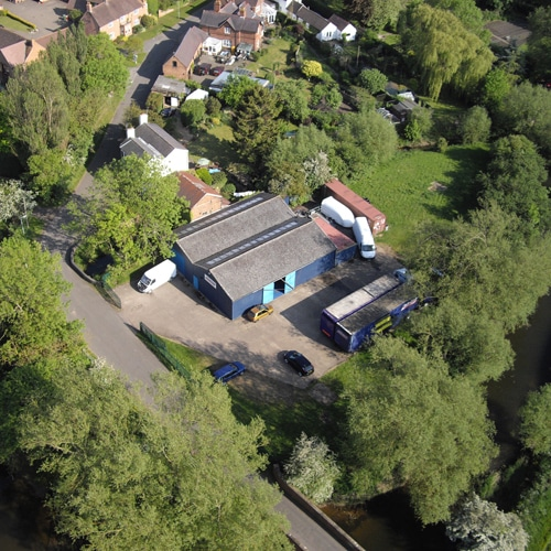 Aerial Photography West Midlands