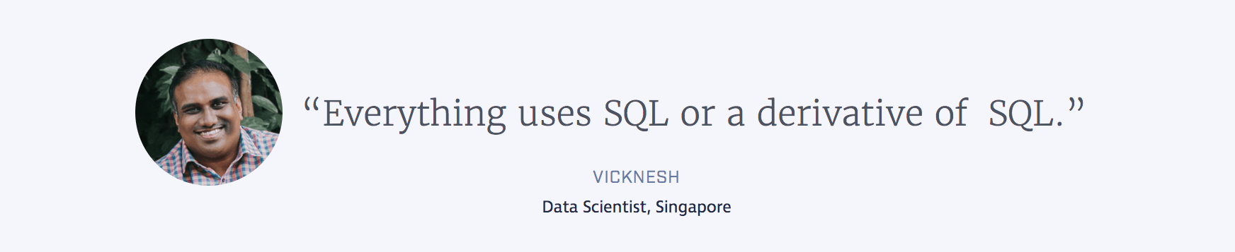 vicknesh-quote-using-sql-job