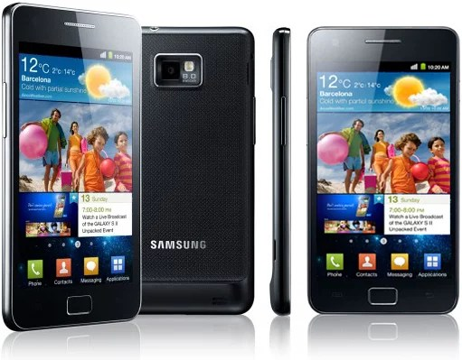 Samsung Galaxy s2 Android India