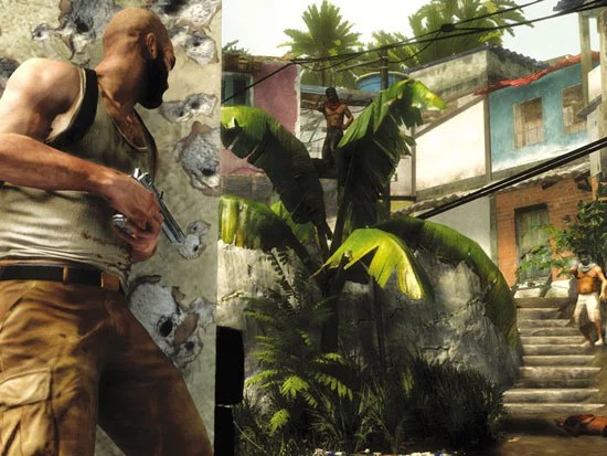 Max Payne 3 Rockstar Gameplay