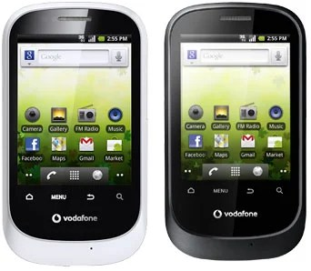 Vodafone Smart 3G Android Smartphone
