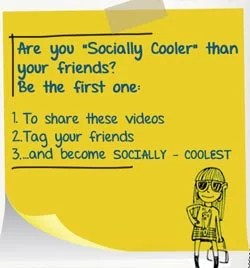 Airtel hfz Contest - Are you Socially cooler than your friends