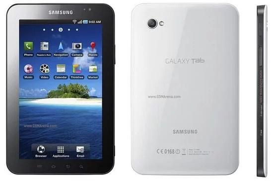 Samsung Galaxy Tab P1010 India gets Price Cut