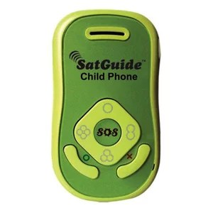 SatGuide's Child Phone with GPS