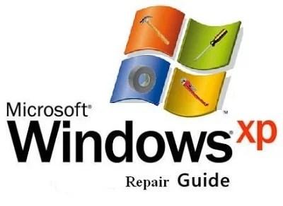 Windows XP Repair Guide