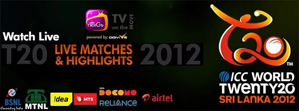 DigiVive Partners with ESPNSTAR Sports to bring ICC World T20 live on nexGTv Mobile