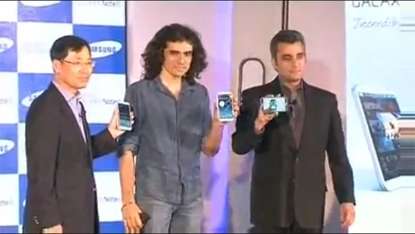 Samsung Galaxy Note II Unveiled in India at Rs 39,900