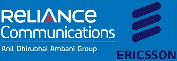 Reliance Communications Sign $1 billion managed services contract with Ericsson for Wireline and Wireless networks