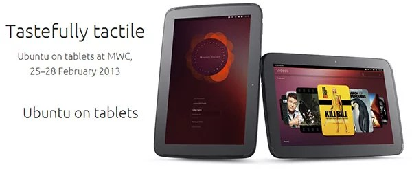 Ubuntu for Tablets Unveiled by Canonical, arriving on Nexus tablets this Week