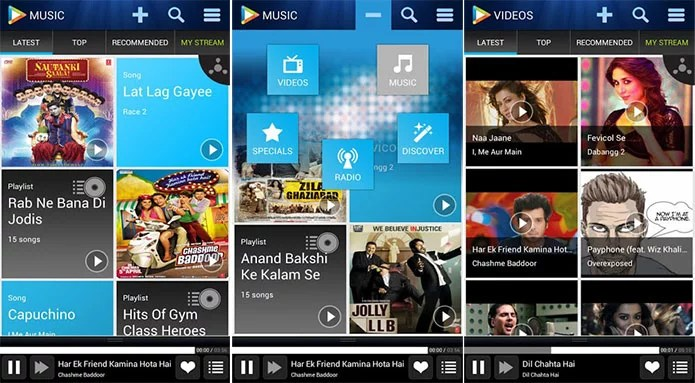 Hungama Music Streaming App