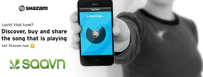 Shazam partners with Saavn for Local Indian Music Discovery