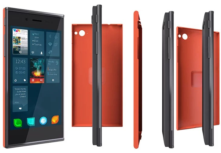 First Jolla Smartphone with Sailfish OS, 4.5inch Estrade display, Dual core and 4G up for Pre-Order