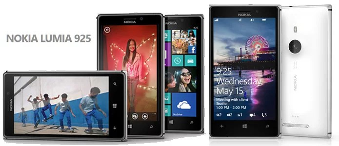 Nokia unveils Lumia 925 with Metal Body, PureView Camera, 4.5 inch AMOLED display