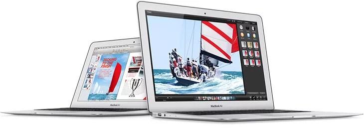 Apple MacBook Air models
