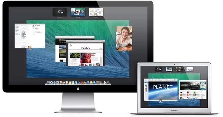Apple OS X 10.9 Mavericks features