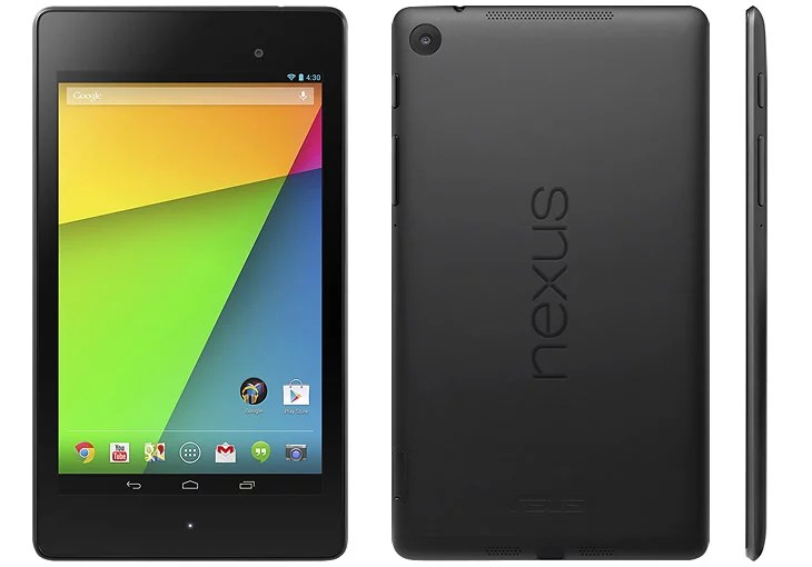 Google Next-gen Nexus 7 get Exposed - HD display, Snapdragon S4 Pro, Android 4.3