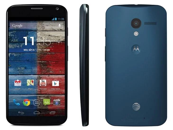 Google Motorola unveils Moto X - brings Personalized & Custom Experience