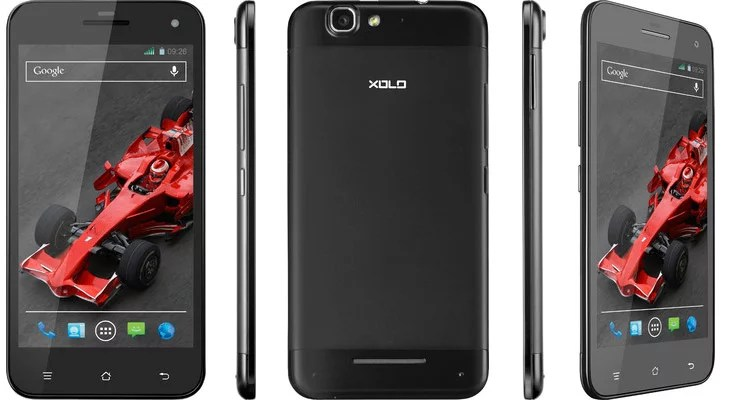 XOLO Q1000S unveiled with Quad-core CPU, 5inch IPS display and 13MP Camera at Rs 18,999