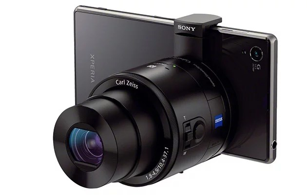 Sony Cyber shot DSC-QX100