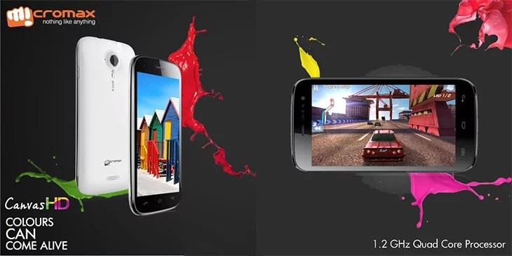 Micromax A116 Canvas HD - Powerful CPU, 5inch HD display & better Battery [Review]
