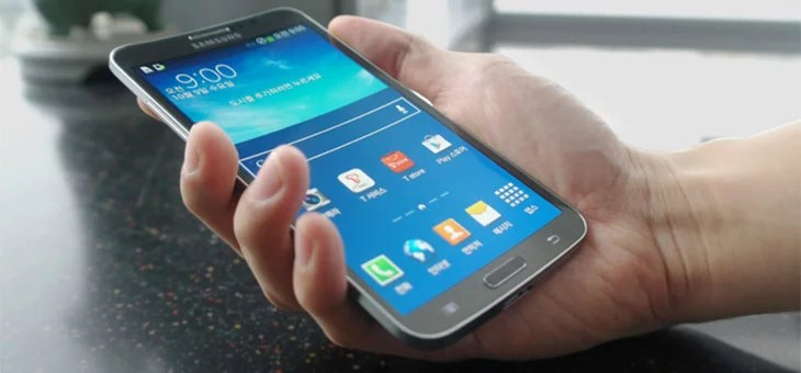 Samsung unveils first ever Curved Display Smartphone – Galaxy Round