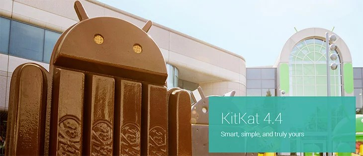 What's new with Google Android 4.4 KitKat