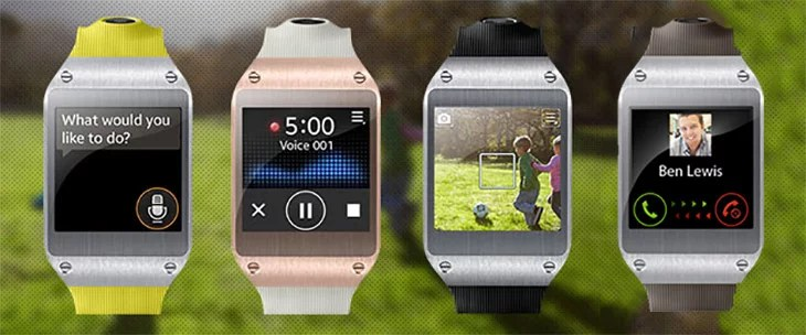 Samsung Galaxy Gear Features Review