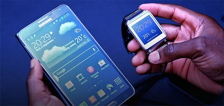 Samsung Galaxy Gear - a new era of Smartwatches with some Style [Review]