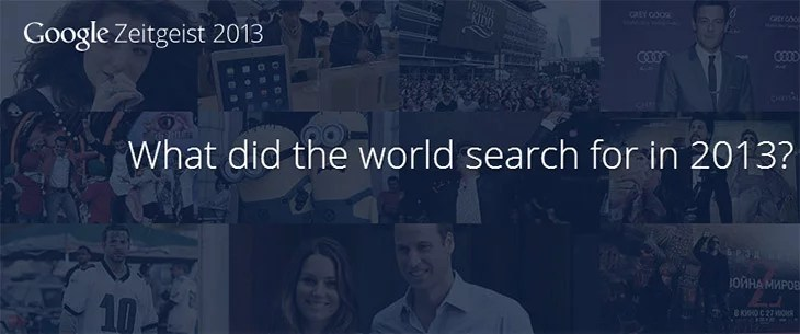 Looking back how India Searched in 2013: Google Zeitgeist
