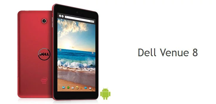 Dell unveils Venue 8 Android tablets in India at Rs 17,499