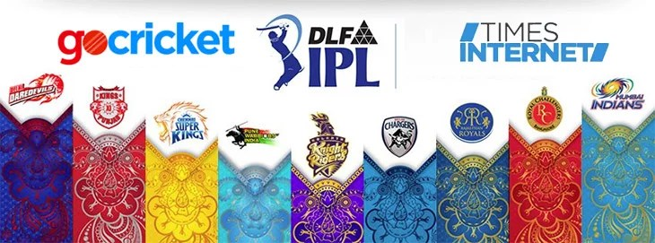 Times Internet launches gocricket portal - to offer stream for IPL matches and exclusive content from Sourav Ganguly