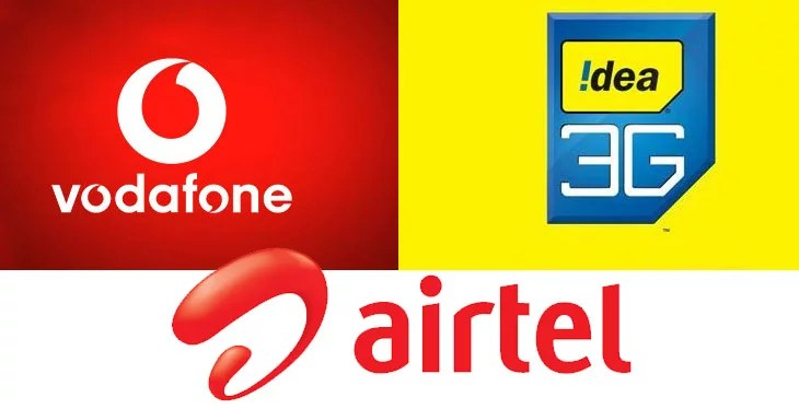 Airtel, Vodafone & Idea Cellular restarts 3G services via Inter-circle Roaming