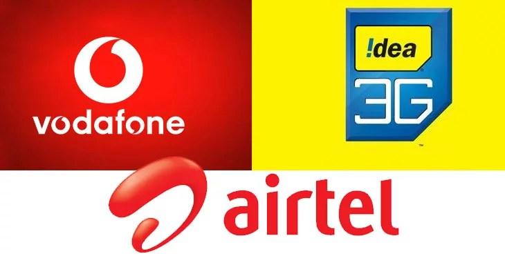 Airtel, Vodafone & Idea Cellular restarts 3G services via Inter-circle Roaming