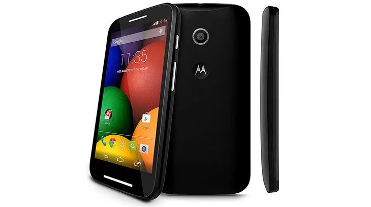 Motorola unveiled Moto E - available Exclusively on Flipkart at Rs 6999