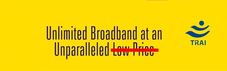 TRAI to Increase license fee by 8% for ISPs - Broadband to get Pricey
